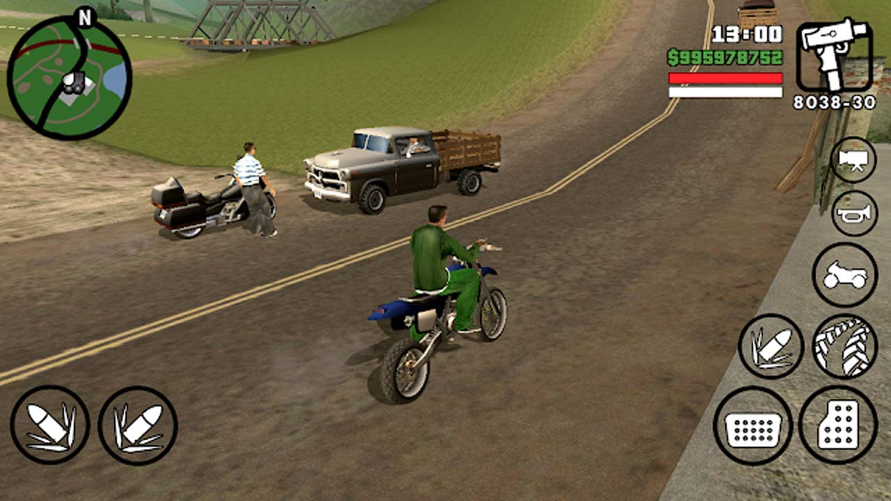 Latest version Of GTA SA for Android