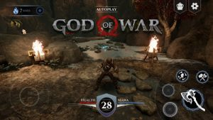 GOD OF WAR FOR ANDROID UNITY