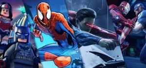 top marvel games for android device
