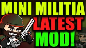 MINI MILATIA MOD APK UNLIMITED HEALTH