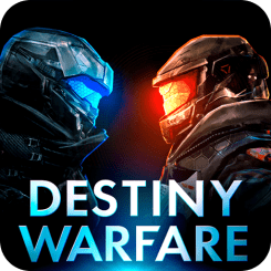 destiny warfare logo