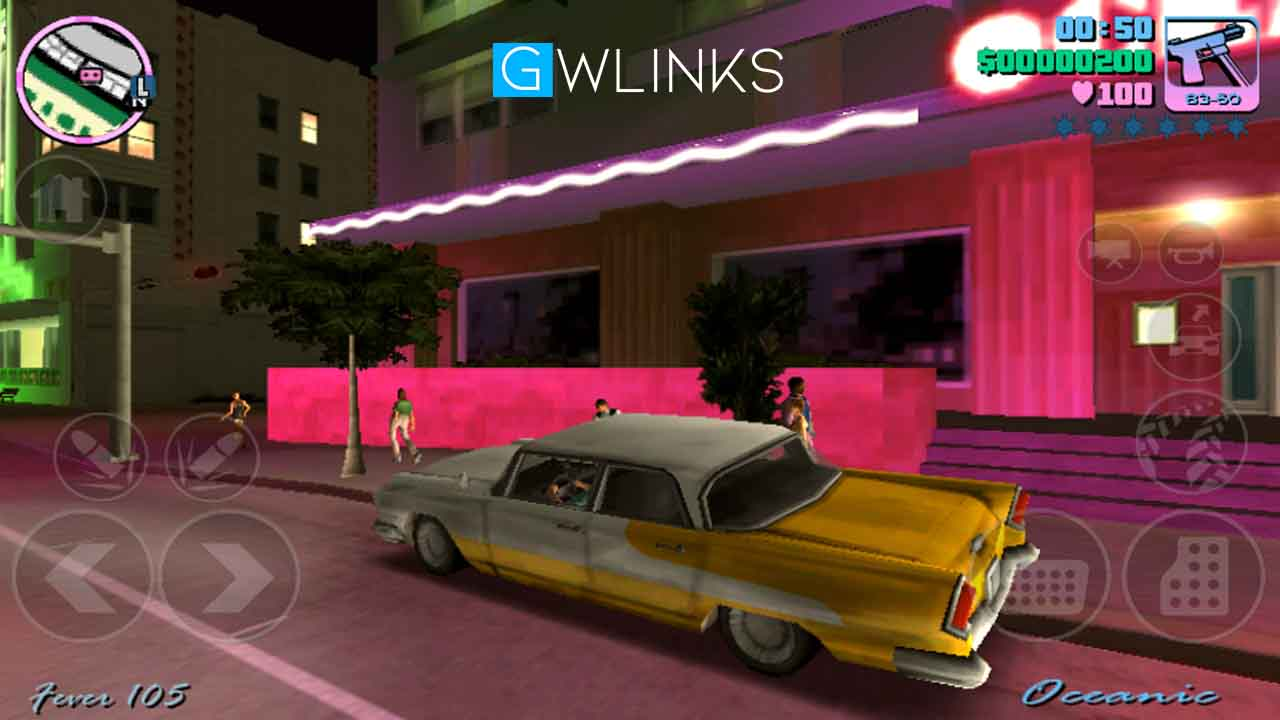 GTA VICE CITY Lite 200 MB Apk & Data Download v1 0 9 2019