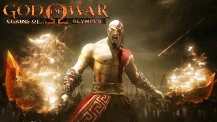 God of War Chains Of Olympus ISO