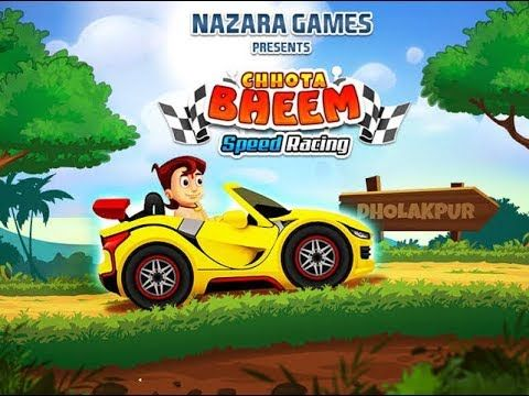 chhota bheem speed racing