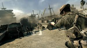 call of duty mmodern warfare 3