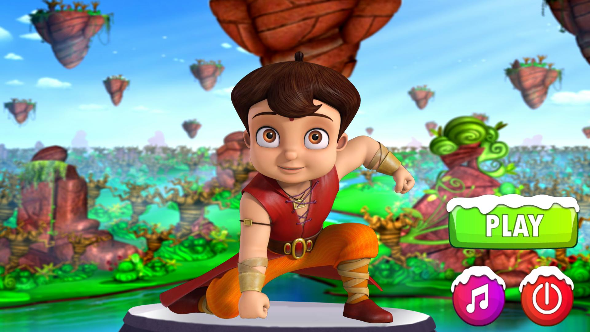 Super Bheem Galaxy Rush