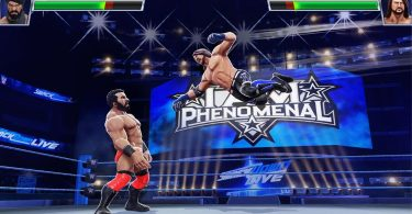 top 5 wwe games for android