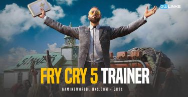 fry cry 5 trainer